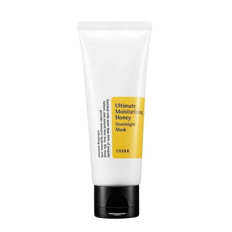 Cosrx Ultimate Moisturizing Honey Overnight Mask 60g Sleeping Face Mask Soothing Moisturizing Anti-Wrinkle Skin Care Facial Mask