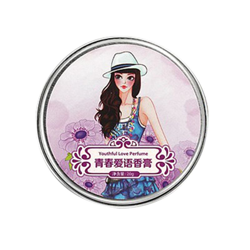 Natural AFY Youthful Love Perfume Beauty maquiagem Charming fragrance Solid Sexy Cream Wholesale L75 Women Beauty