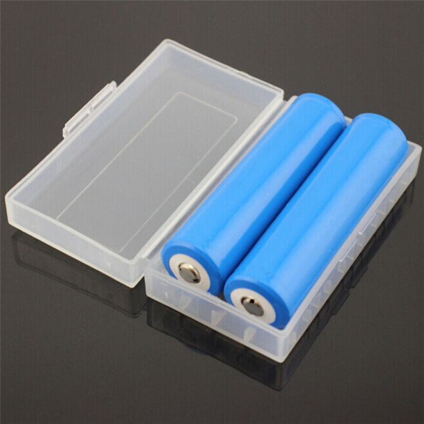 Mecall Tech 18650 CR123A 16340 Battery Case Holder Box Storage Color O