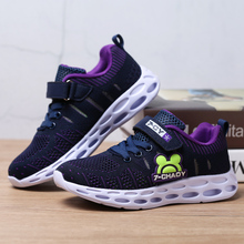 Children Shoes For Boys Light Kids Girls Summer Pink Blue Sport Breathable Running Sneakers