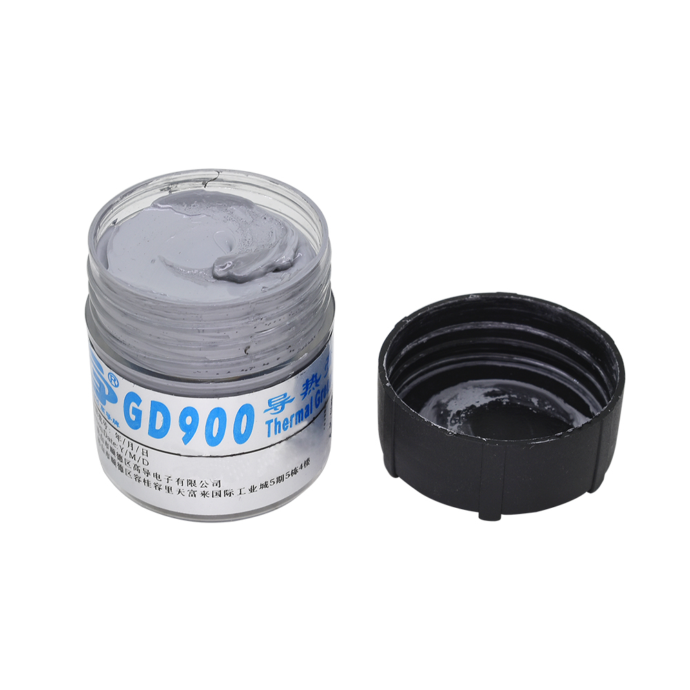 Tishric 10cps 30g GD900 CPU Cooler Processor Thermal Grease  Thermal Paste Pad Compound Silicone Plaster Heatsink GPU