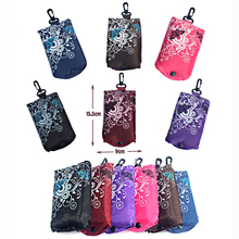 Butterfly Shopping Reusable Portable Polyester Travel Grocery Bag