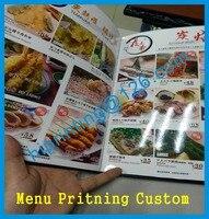 Menu Printing Custom