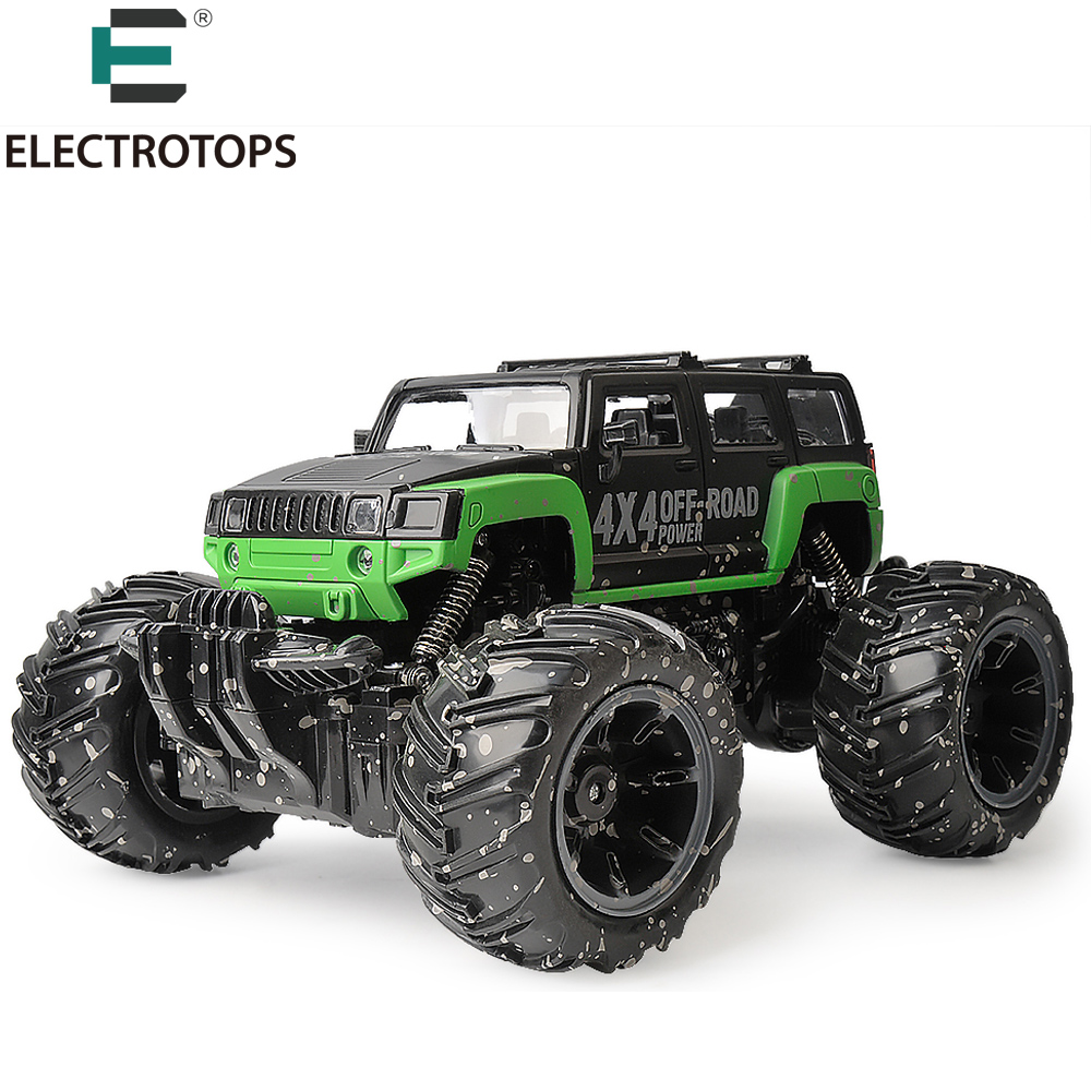 How To Price House Paint Jobs The Home Seller S Guide: ET Electric RC Car 4CH Hummer Off Road RC Vehicles 2.4GHz
