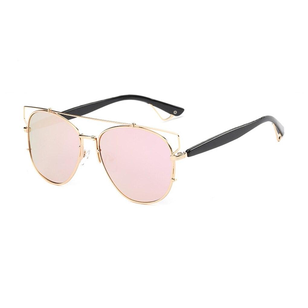 Brand new Women Metal Frame Glasses Polarized Sunglasses Eyewear For   Travel Comfortable