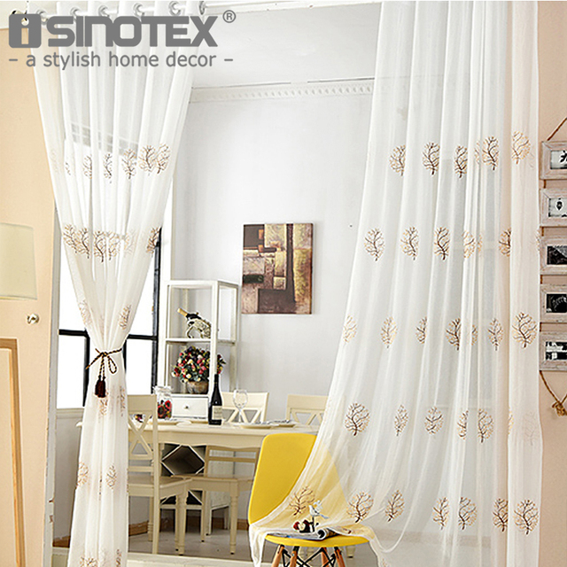 2 Colors Window Curtain Blackout Blinds Panel Polyester Woven Home Decor Living Room Sound Absorbing