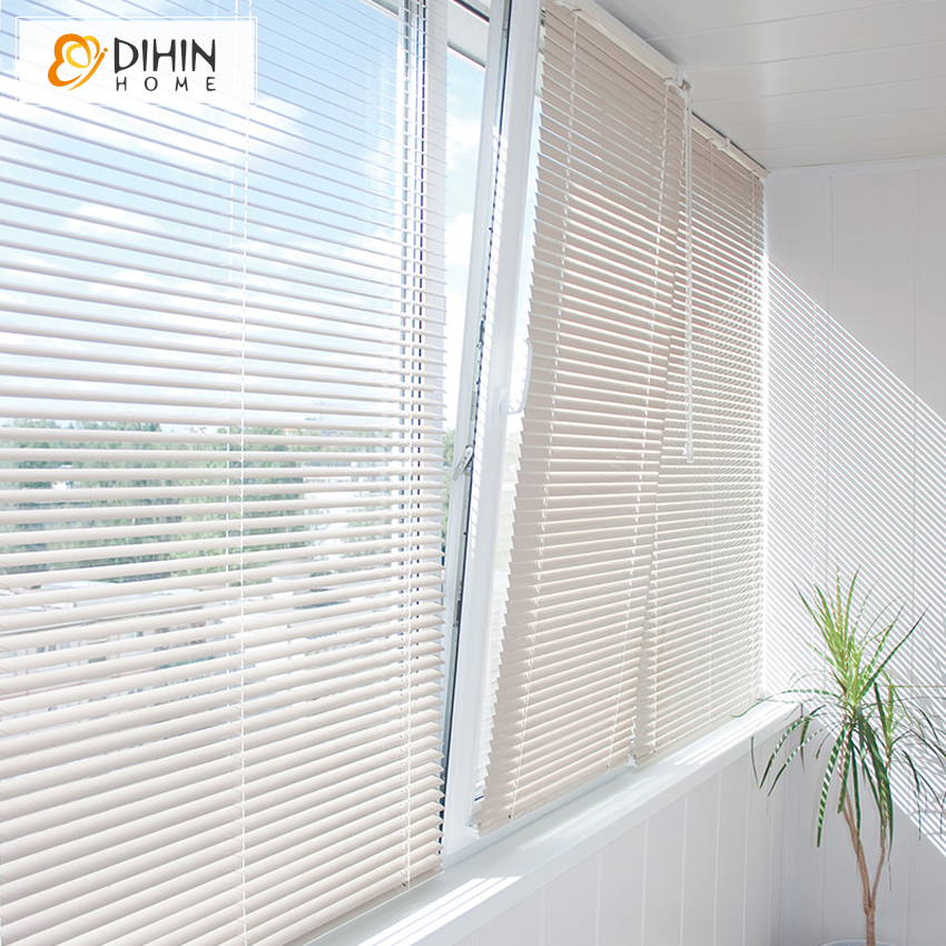 Free Shipping Popular Modern Shutter Roller Blinds Custom Made Window Curtains For Living Room China