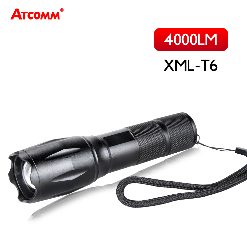 Top ++99 cheap products xml t6 led flashlight rechargeable in ROMO