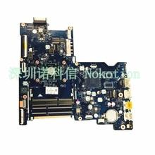 815248-501 placa madre del ordenador portátil para hp 15-ac mainboard w/intel celeron 1.6 ghz abq52 n3050 la-c811p