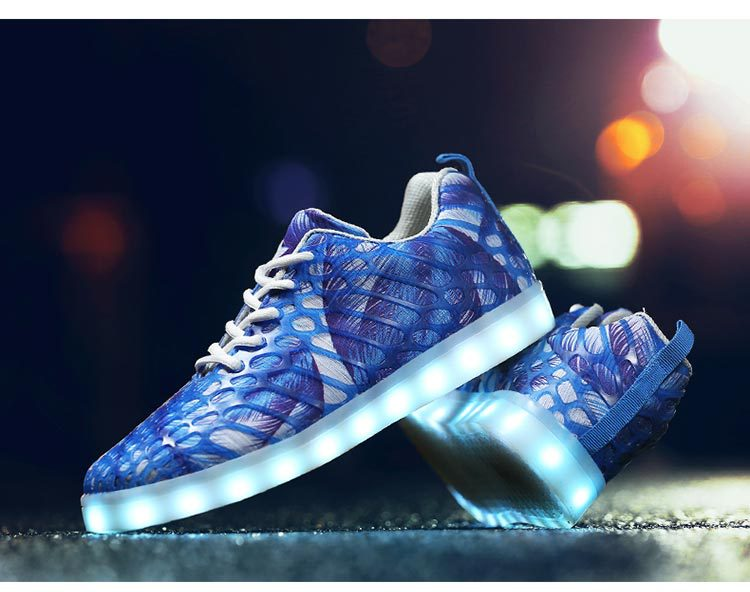 Led Sneakers Mistery 1