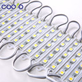 20PCS 5050 5 LED Module lighting DC12V Waterproof  led modules,White / Warm white / Red / Green / Blue color,20PCS/lot
