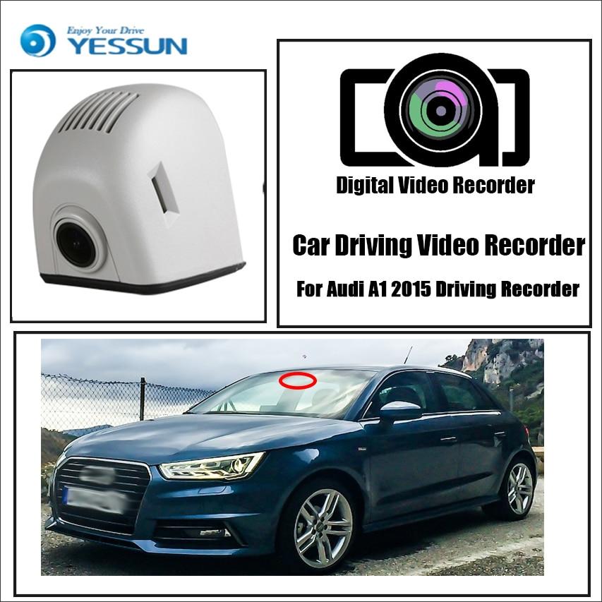 Car Video Surveillance Dvr/dash Camera Enthusiastic Yessun For Audi A1 8x Sportback 2010~2019 Car Dvr Wifi Video Recorder Dash Cam Camera Night Vision Control Phone App 1080p Big Clearance Sale
