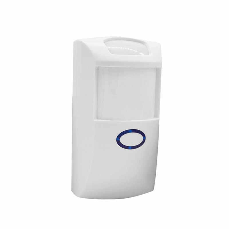 2 sztuk inteligentny alarm domowy bezpieczeństwa Sonoff PIR2 433Mhz RF PIR alarm z czujnikiem ruchu System dla Alexa Google domu Dropshipping