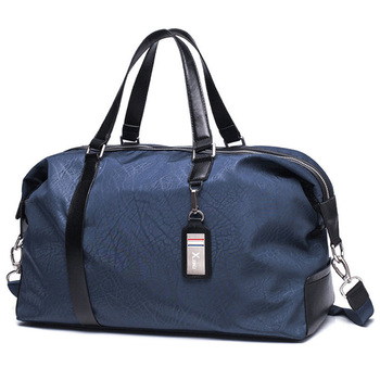 Men's shoulder bag Oxford cloth material British fashion casual style high quality design multi-function large capacity