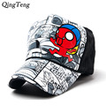 Baseball Trucker Caps Mesh Cartoon Red People Womans Sun Hat Outdoors Men Women Summer Cap Snapback Caps Hip Hop Novelty