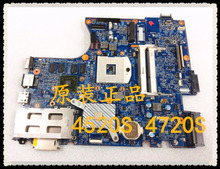 598668-001 For HP ProBook 4720s 4520s laptop motherboard 48.4GK06.041 100% tested OK