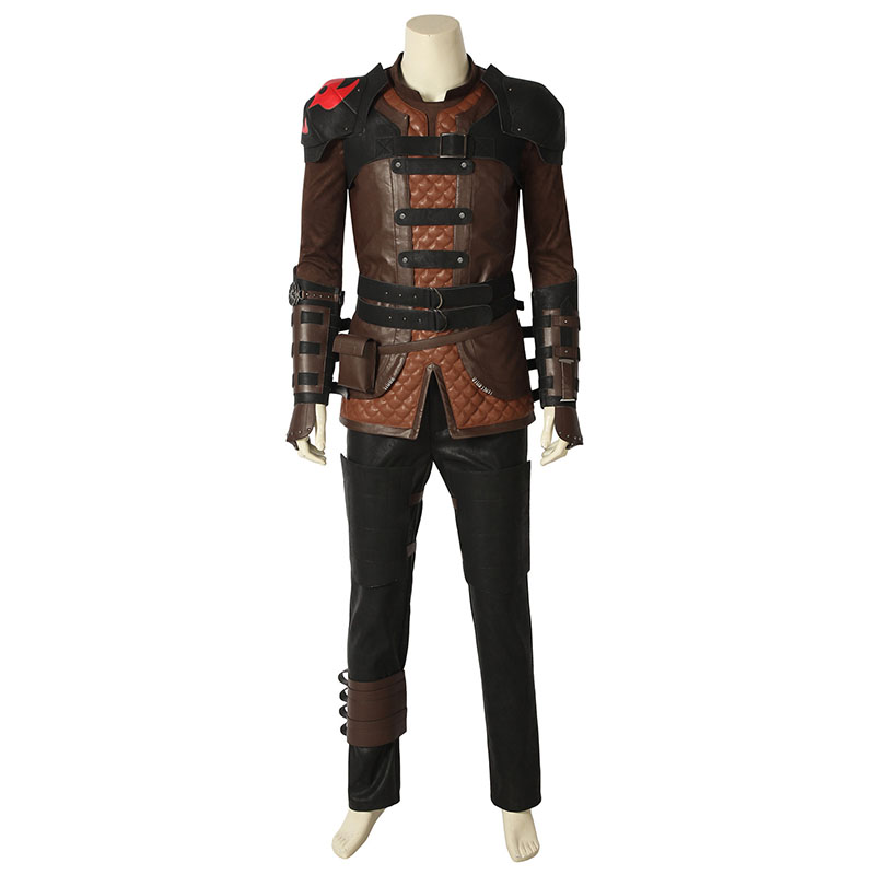How to Train Your Dragon Cosplay The Hidden World of  Outfit Uniform Halloween Christmas Costume Adult Set Complete Custom made