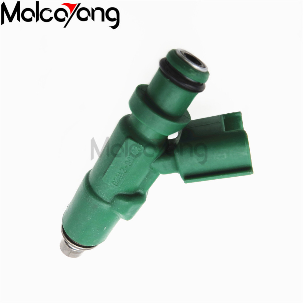 US $36 54 15% OFF 4pcs/lot Top quality fuel injector injection Nozzle OEM  23209 21020 23250 21020 For TOYOTA Prius Vitz Yaris 4cyl 1 5 1NZ-in Fuel