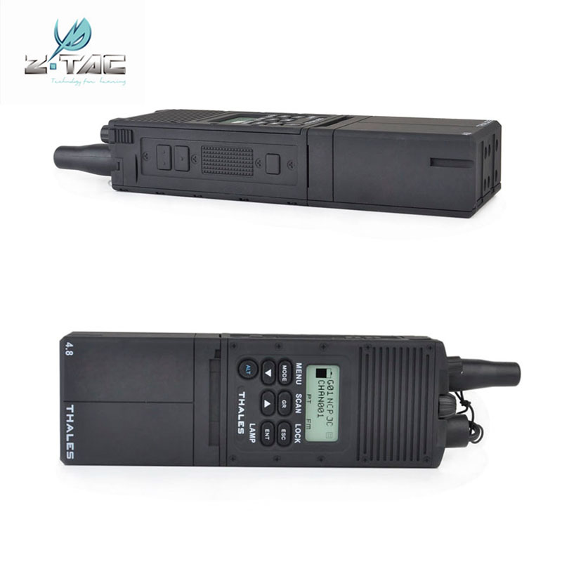 Z Tactical Ztac Airsoft PRC 148 Dummy Radio Case AN PRC 148 Talkie Walkie Case 1 1 For Antenna Package No Function Dummy