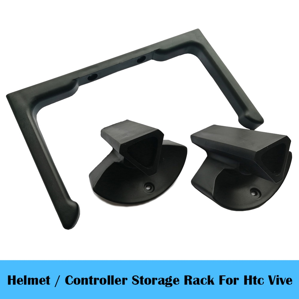 VR Storage stand Storage rack Wall bracket For HTC Vive Headset Helmet controller font b Virtual