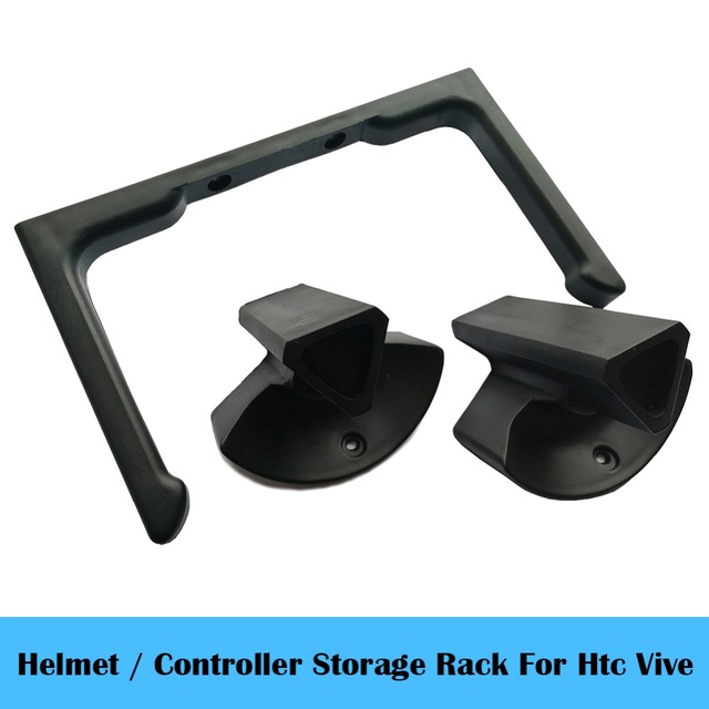 a9ea7d475a9 VR carrinho do Armazenamento cremalheira do Armazenamento suporte De Parede  Para HTC Viva Headset