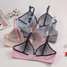 Yenlice NEW Sexy Women Push Up Bras Double For Underwear wire free Comfortable cotton young women