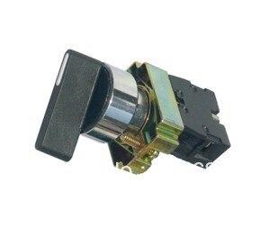 Металлическая кнопка переключения XB2-BJ33 3 положения короткой ручкой