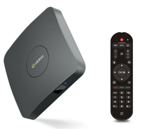 ZIDOO A5S Android 6.0 Smart TV Box S905X Cortex 64bit 2.0GHz 2G/16G WiFi 4K HDMI H.265 Eeay Cast KODI Google Play Store zidoo x6 pro 4k2k h265 smart android 51