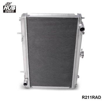 95-98 Nissan 240sx ̋�비아 S14 Sr20/sr20det Mt 2 ̗� ̠�체 ̕�루미늄 ˃�각 ˝�디에이터 HU-R211RAD