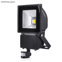 Reflector negro de 100w led de 70w con sensor de movimiento 30% de descuento 100w led floodlight led floodlight floodlight with motion sensor -