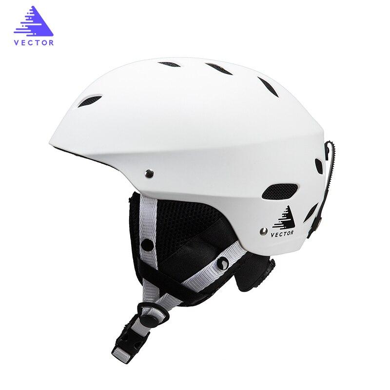 Professionnel CE Certification Adulte coupe-vent casque de ski pour homme femme De Patinage Skateboard Snowboard Neige Sport Casques 54-61 cm