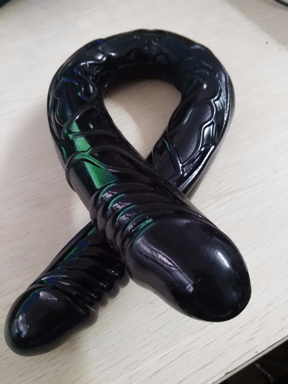 Double Ended Dildo Solo