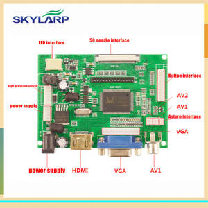 NEW DRIVERS: HD44100H LCD