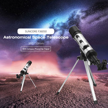 On sale Outdoor Zoom Monocular Telescope Camera Space Astronomical Telescope with Tripod Phone Holder Spotting Scope