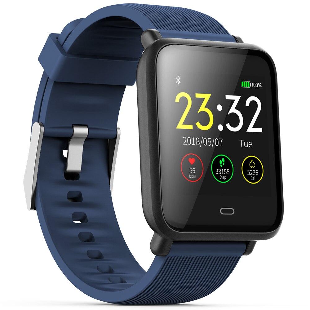 Q9 Smart orologio da polso Impermeabile di Sport per le donne gli uomini Con Monitor di Frequenza Cardiaca Monitor di Pressione Sanguigna Intelligente Orologio Per Android IOSQ9 Smart orologio da polso Impermeabile di Sport per le donne gli uomini Con Monitor di Frequenza Cardiaca Monitor di Pressione Sanguigna Intelligente Orologio Per Android IOS