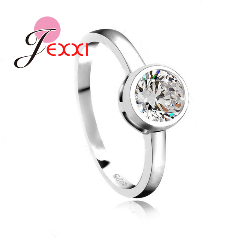 Moda 925 joyería de plata de ley mujer elegante piedra de boda Cristal de alta calidad CZ anillo clásico envío gratis ATHENAIE genuino de Plata de Ley 925 abalorios Pave Clear CZ se adapta a todo encanto europeo pulsera auténtica joyería regalo