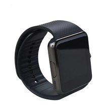 Symrun smart watch gt08 Clock Sync Notifier With Sim Card Bluetooth Connectivity For apple Android gt08