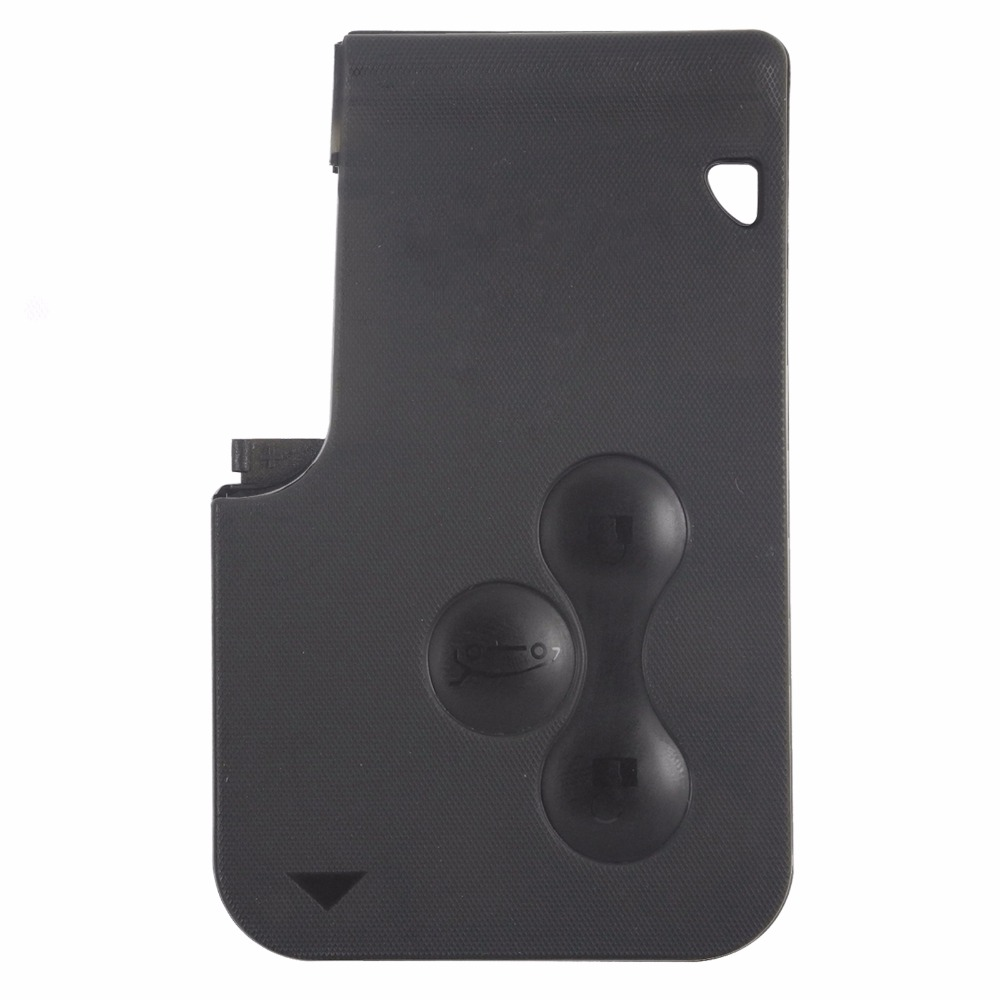 3 Buttons Key Card Case For Renault Clio Megane Scenic Grand Scenic Replacement Remote Key Cover Shell Free Shipping with logo куплю тормозные колодки на renault scenic rx4