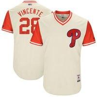 MLB Men's Philadelphia Phillies Vince Velasquez