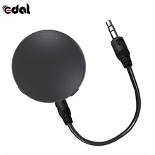 EDAL 2 in 1 One Machine Bluetooth Receiver transmitter Launcher Combo TV Make TV CD Speaker