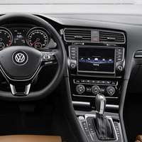 Automatic Display of Rear View Camera Image While Reversing For Volkwagen GOLF7 8 Discover Pro