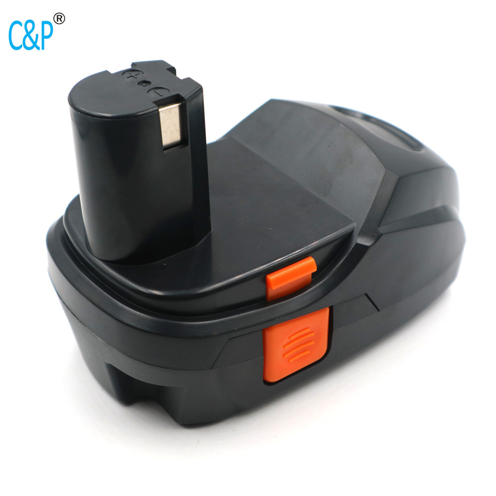C&P for EINHELL18A Ni MH 3000mAh batteries 451326001004 4511894 RT-CD18i Rechargeable Power Tool Battery C&P for EINHELL18A Ni MH 3000mAh batteries 451326001004 4511894 RT-CD18i Rechargeable Power Tool Battery