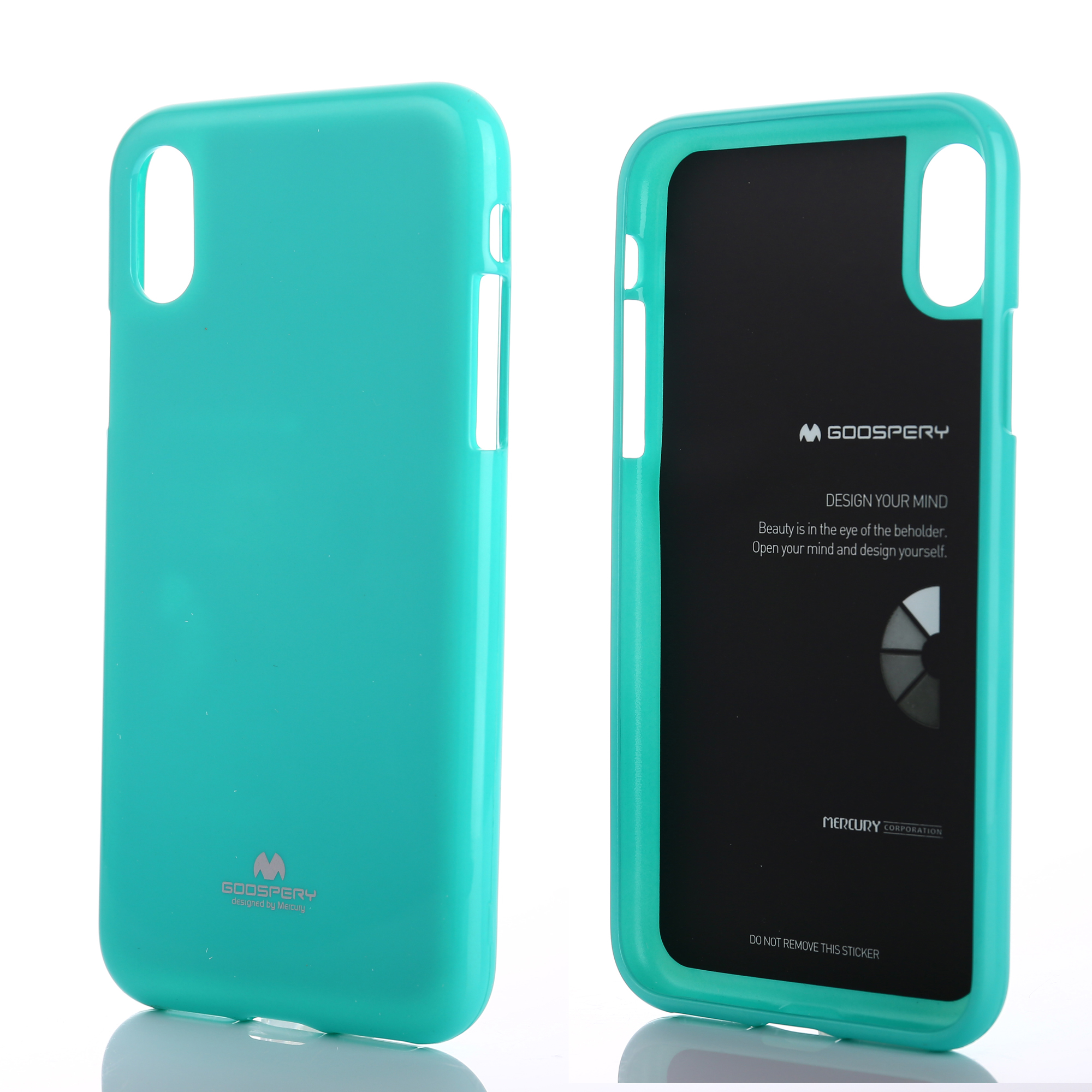 For Iphone X Pearl Tpu Case Goospery Jelly Bling Shining Oppo A5 A3s Soft Cover Shell Iphonex Color Retail Box In Half Wrapped From Cellphones