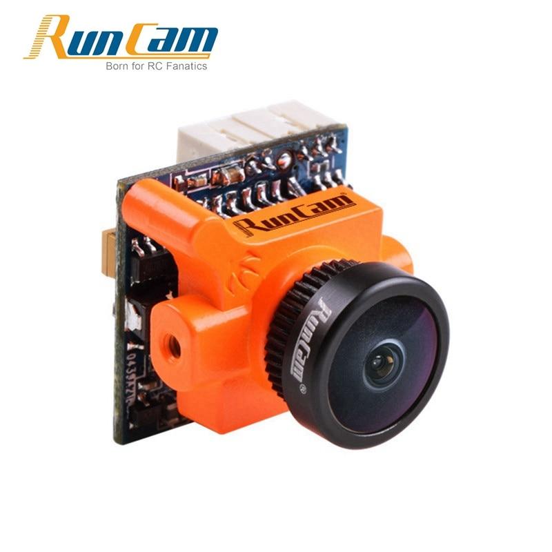 RunCam 2.1mm / 2.3mm FOV 160 / 145 Degree 1/3'' CCD FPV Camera Micro Swift 2 600TVL with Built-in OSD for RC Racer runcam micro swift 2 fpv camera 2 1mm lens fov160w osd