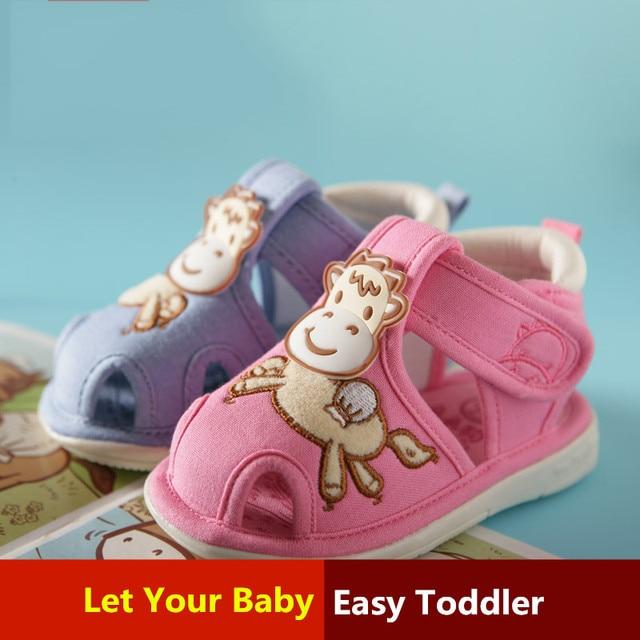 Первый Резиновые Ходунки Baby Boy Обувь для Девочек Лето Meisje Schoenen Ткань Детские Пинетки Мягкой Подошвой Обувь Малышей Мокасины 503148