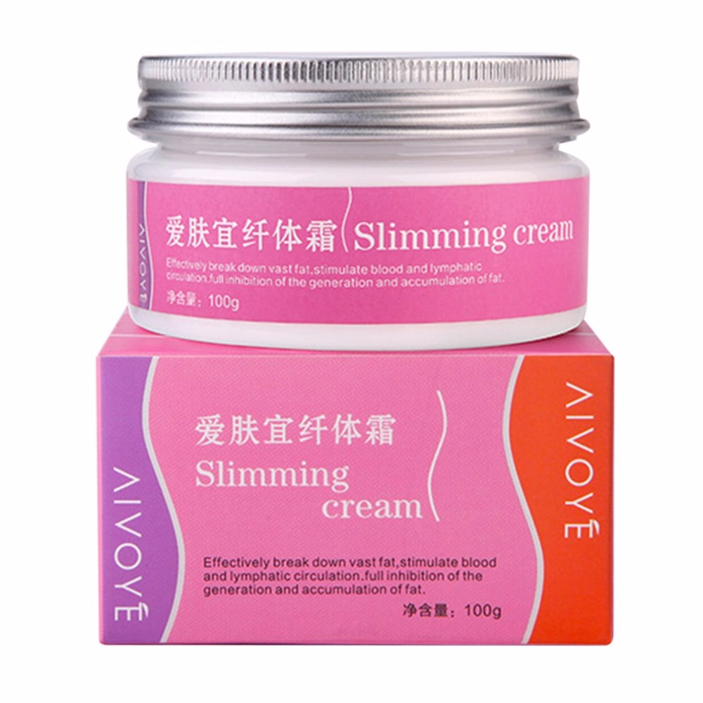 Effective Body Slimming Cream Fat Burning Anti Cellulite Cream Lose Weight Tightening Skin Slimming Lotion For Women