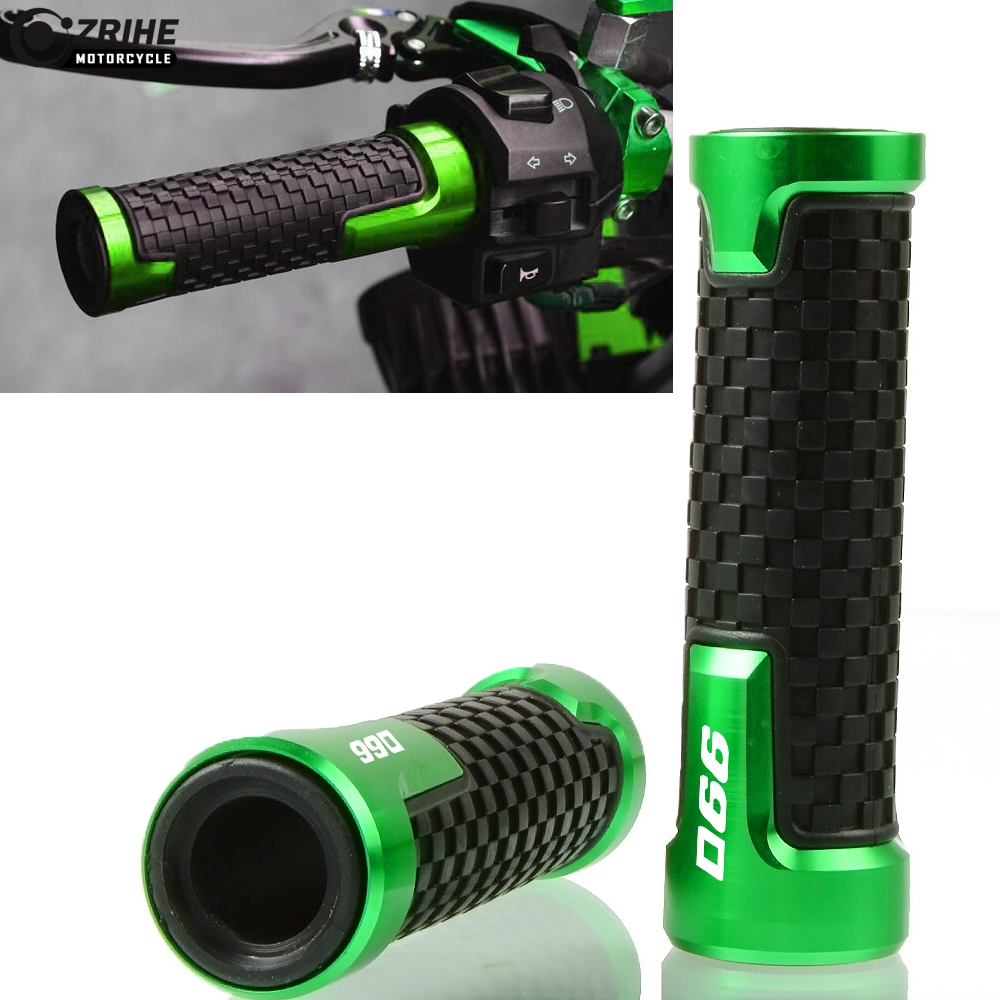 New CNC 7/8 22MM Universal Handle Bar Grips Ends Motobike Handlebar Grip For KTM 990 SUPER DUKE R 2007 990 Super Duke 2005-2012