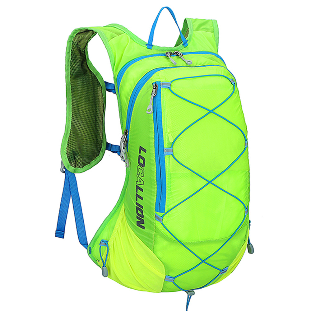 Local lion 15L Waterproof Polyester Outdoor Backpacks Travel Cycling Men's Backpacks Rucksack Hiking Climbing Knapsack 127