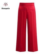 Лето, европейский стиль, повседневные прямые женские брюки размера плюс XL-5XL, уличный фирменный дизайн, Капри, женские модные брюки