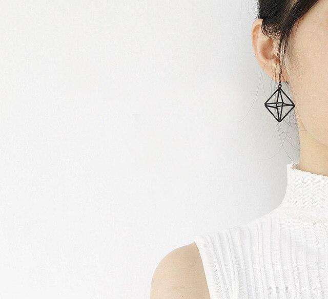 European Minimalist Geometric Earrings 5